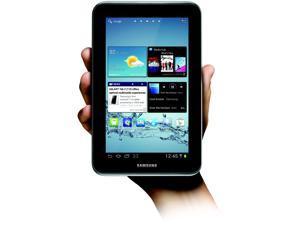 "Samsung Galaxy Tab 2 (7"", Wi-Fi) GT-P3113TSYXAR - Dual-Core 1GHz - 1GB RAM - 8GB Internal Memory- Android 4.0 (Ice Cream ..."