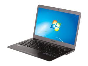 "SAMSUNG Lotus NP530U3C-A02US Intel Core i5 4GB Memory 128GB SSD 13.3"" Notebook Windows 7 Home Premium 64-Bit"
