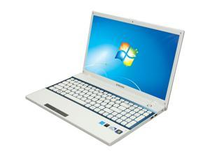 "SAMSUNG Series 3 NP300V5A-A0AUS Intel Pentium B950 2.1GHz 15.6"" Windows 7 Home Premium 64-Bit Notebook"