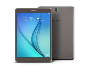 "Samsung Galaxy Tab A Tablet Qualcomm APQ 8016 X4 1.2GHz 9.7"" (Dark Gray)"