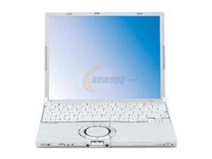 "Panasonic Toughbook CF-W5LWEZZBM Intel Core Solo 12.1"" XGA Intel GMA950 NoteBook"