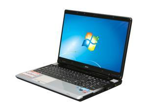 "MSI M6275-419US Intel Core 2 Duo P7350 2.0G 16.0"" Windows 7 Home Premium NoteBook"