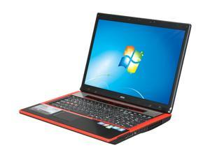 "MSI E7405-080US Intel Core i5 430M(2.26GHz) 17.0"" Windows 7 Home Premium 64-bit NoteBook"