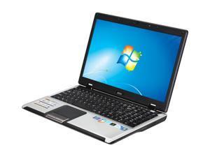 """MSI CR500-438US Intel Pentium dual-core T4500 2.3G 15.6"""" Windows 7 Home Premium 64-bit NoteBook"""