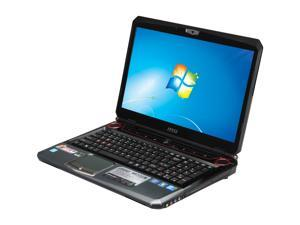 "MSI GT660R-004US 16.0"" Windows 7 Home Premium 64-bit NoteBook"