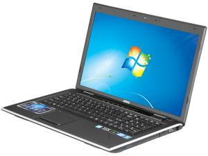 "MSI FX720-001US 17.3"" Windows 7 Home Premium 64-bit Notebook - NVIDIA Optimus increases battery life & performance"