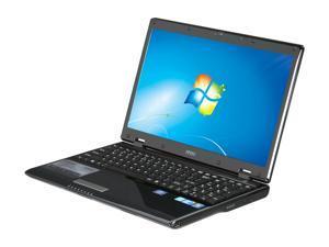 "MSI A6200-206US 15.6"" Windows 7 Home Premium Laptop"