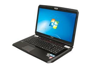 "MSI GT Series GT70 0NE-416US 17.3"" Windows 7 Home Premium 64-Bit Laptop"