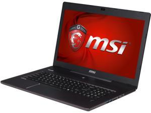 "MSI GS Series GS70 Stealth Pro-210 Gaming Laptop Intel Core i7-4710HQ 2.5 GHz 17.3"" Windows 8.1 64-Bit"