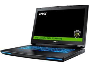 WORKSTATION MSI WT72 6QL-400US RT MS Office Configura