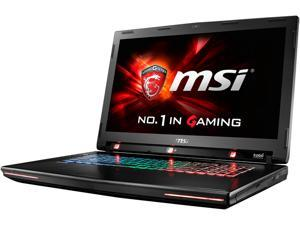 NB MSI GT72S G TOBII-805 RT MS Office Configurator