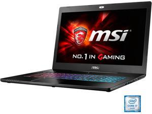 "MSI GS Series GS72 Stealth-042 Gaming Laptop 6th Generation Intel Core i7 6700HQ (2.60 GHz) 16 GB Memory 1 TB HDD 128 GB SSD NVIDIA GeForce GTX 965M 2 GB GDDR5 17.3"" Windows 10 Home 64-Bit"