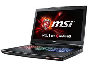"MSI GT Series GT72S DOMINATOR PRO G-041 17.3"" Intel Core i7 6920HQ (2.90 GHz) NVIDIA GeForce GTX 980 32 GB Memory 512 GB SSD 1 TB HDD Windows 10 Home Gaming Laptop"