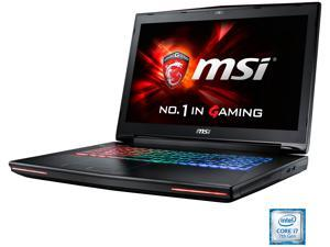"MSI GT Series GT72VR DOMINATOR-449 Gaming Laptop Intel Core i7 7th Gen 7700HQ (2.80 GHz) 16 GB Memory 1 TB HDD 256 GB SSD NVIDIA GeForce GTX 1060 6 GB GDDR5 17.3"" Windows 10 Home 64-Bit"