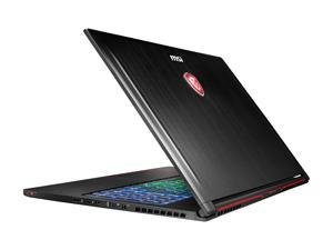 "MSI GS Series GS63VR STEALTH PRO-229 15.6"" Intel Core i7 7th Gen 7700HQ (2.80 GHz) NVIDIA GeForce GTX 1060 32 GB Memory 512 GB SSD 1 TB HDD Windows 10 Pro 64-Bit Gaming Laptop"