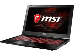 "MSI GL62M 7RDX-NE1050i5 15.6"" Intel Core i5 7th Gen 7300HQ (2.50 GHz) NVIDIA GeForce GTX 1050 8 GB Memory 1 TB HDD Windows 10 Home 64-Bit Gaming Laptop -- ONLY @ NEWEGG"