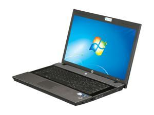 "HP 620 (WZ294UT#ABA) Intel Pentium dual-core T4500(2.30GHz) 15.6"" Windows 7 Home Premium 32-bit Notebook"