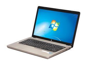 "HP G72-227WM Intel Pentium dual-core T4500 2.3GHz 17.3"" Windows 7 Home Premium 64-Bit Notebook"