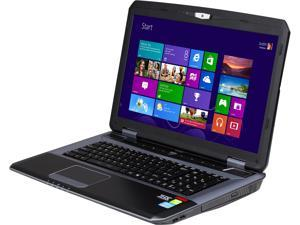 "CyberpowerPC Fang III X7-200 Gaming Laptop Intel Core i7-3630QM 2.4 GHz 17.3"" Windows 8 64-Bit"