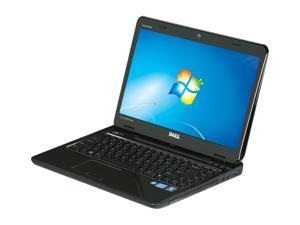 "DELL Inspiron 14R (N4110) Intel Core i3-2350M 2.3GHz 14.0"" Windows 7 Home Premium 64-Bit Notebook"