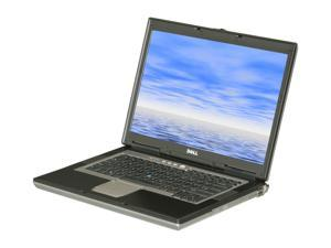 "DELL Latitude D830 Intel Core 2 Duo 1.8GHz 15.4"" Windows XP Professional Notebook"