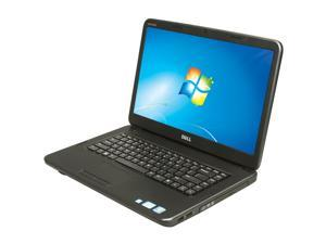 "DELL Inspiron N5050 (i15N-4092BK) Intel Core i5-2450M 2.5GHz 15.6"" Windows 7 Home Premium 64-Bit Notebook"