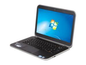 "DELL Inspiron 14z (i14z-8001sLV) Intel Core i7 8GB Memory 500GB HDD 32GB SSD 14"" Ultrabook Windows 7 Home Premium 64-Bit"