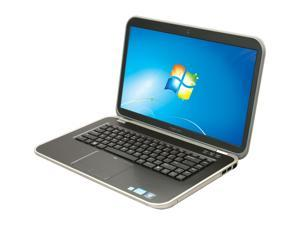 "DELL Inspiron 15R (i15R-2105sLV) Intel Core i5-3210M 2.5GHz 15.6"" Windows 7 Home Premium 64-Bit Notebook"