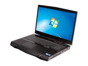 "DELL Alienware M18x R2 (AM18XR2-8728BK) Intel Core i7-3610QM 2.3GHz 18.4"" Windows 7 Home Premium 64-Bit Notebook"