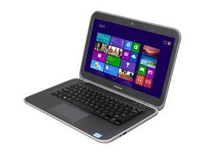 "DELL Inspiron 14z (i14z-6001sLV) Intel Core i5 8GB Memory 500GB HDD 32GB SSD 14"" Ultrabook Windows 8"
