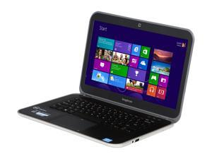 "DELL Inspiron 14z (i14z-1000sLV) Intel Core i3 6GB Memory 500GB HDD 32GB SSD 14"" Ultrabook Windows 8"