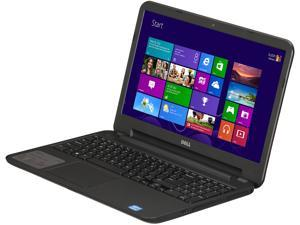 "DELL Inspiron 15 (i15RV-7381BLK) Intel Core i3-3227U 1.9GHz 15.6"" Windows 8 Notebook"