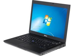 "DELL Latitude E6400 Intel Core 2 Duo P8400 2.4GHz 14.0"" Windows 7 Professional 64-Bit Notebook"