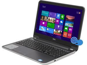 "DELL Inspiron i15RMT-7538sLV Intel Core i5-3337U 1.8GHz 15.6"" Windows 8 Notebook"