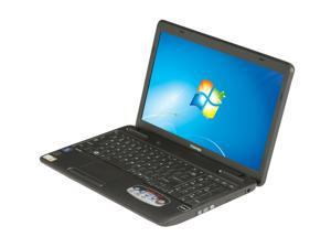 "TOSHIBA Satellite C655D-S5087 AMD V Series V140(2.3GHz) 15.6"" Windows 7 Home Premium 64-bit NoteBook"