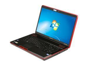 "TOSHIBA Qosmio X505-Q896 18.4"" Windows 7 Home Premium 64-bit NoteBook"