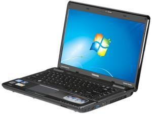 "TOSHIBA Satellite M645-S4116X Intel Core i5-2410M 2.3GHz 14.0"" Windows 7 Home Premium 64-bit Notebook"