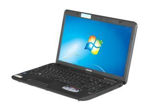 "TOSHIBA Satellite C655D-S5330 AMD Dual Core E-300 1.6GHz 15.6"" Windows 7 Home Premium 64-Bit Notebook"