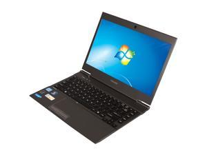 "TOSHIBA Portege Z835-P360 Intel Core i3 4GB Memory 128GB SSD 13.3"" Ultrabook Windows 7 Home Premium 64-Bit"