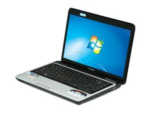 "TOSHIBA Satellite L745-S4126 14.0"" Windows 7 Home Premium 64-Bit Laptop"