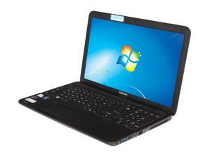 "TOSHIBA Satellite C855-S5231 Intel Pentium B970 2.3GHz 15.6"" Windows 7 Home Premium 64-Bit Notebook"