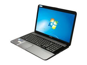 "TOSHIBA Satellite L875-S7245 Intel Core i5-2450M 2.5GHz 17.3"" Windows 7 Home Premium 64-Bit Notebook"