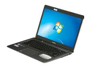 "TOSHIBA U845-S406 Intel Core i5 6GB Memory 500GB HDD 32GB SSD 14"" Ultrabook Windows 7 Home Premium 64-Bit"