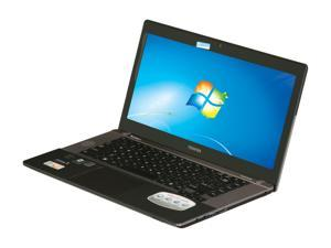 "TOSHIBA U845W-S410 Intel Core i5 6GB Memory 500GB HDD 32GB SSD 14.4"" Ultrabook Windows 7 Home Premium 64-Bit"