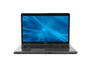 Toshiba Satellite P775-S7148 17.3' LED Notebook - Intel Core i5 i5-2450M 2.50 GHz - Silver