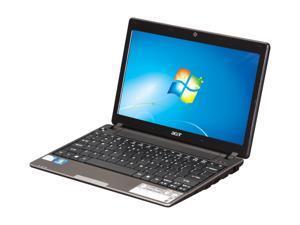"Acer Aspire AS1430Z-4677 Intel Pentium U5600 1.33GHz 11.6"" Windows 7 Home Premium 64-bit Notebook"