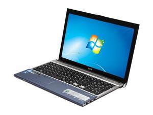 "Acer Aspire TimelineX AS5830TG-6402 Intel Core i5-2410M 2.30GHz 15.6"" Windows 7 Home Premium 64-bit Notebook"