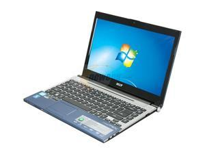 "Acer Aspire TimelineX AS3830TG-6431 Intel Core i5-2410M 2.30GHz 13.3"" Windows 7 Home Premium 64-bit Notebook"
