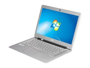 "Acer Aspire S3-951-6828 Intel Core i5 4GB Memory 240GB SSD 13.3"" Ultrabook Windows 7 Home Premium 64-Bit"