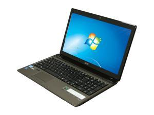 "Acer Aspire AS5750G-9821 15.6"" Windows 7 Home Premium 64-Bit Laptop"
